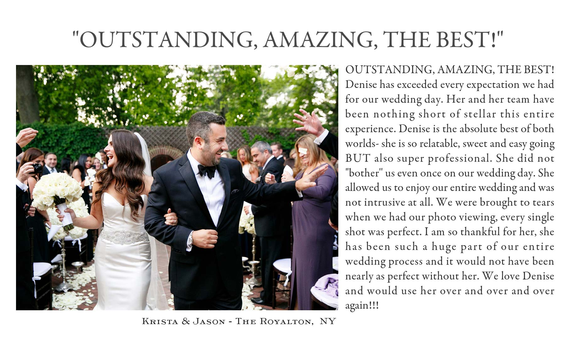 Long Island Wedding Photographer Reviews 2